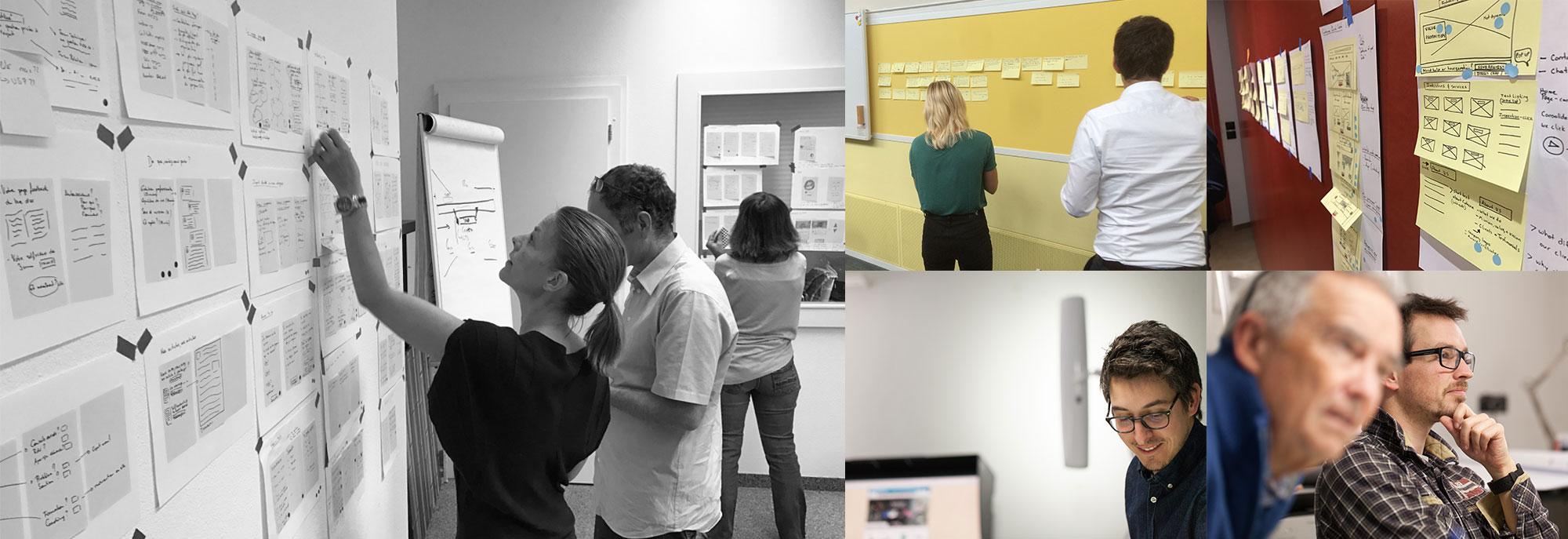 Design Sprint Training 1 day Switzerland
